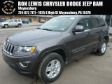 2014 Granite Crystal Metallic Jeep Grand Cherokee Laredo 4x4 #90239853