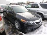 2010 Crystal Black Pearl Acura TSX Sedan #90269644
