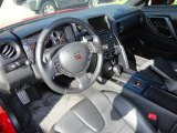 2013 Nissan GT-R Interiors