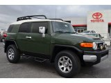 Toyota FJ Cruiser Data, Info and Specs