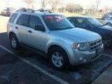 2009 Brilliant Silver Metallic Ford Escape Hybrid 4WD #90277195