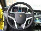 2014 Chevrolet Camaro SS Coupe Steering Wheel