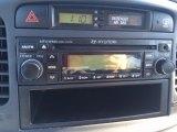 2009 Hyundai Accent GLS 4 Door Audio System
