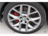 Volkswagen GTI 2014 Wheels and Tires