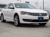 2014 Candy White Volkswagen Passat TDI SE #90277250