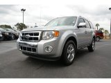 2012 Ingot Silver Metallic Ford Escape Limited 4WD #90277214