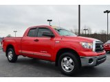 2011 Barcelona Red Metallic Toyota Tundra SR5 Double Cab 4x4 #90297772