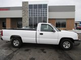 2004 Summit White Chevrolet Silverado 1500 Regular Cab #90297998