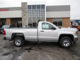 2014 Quicksilver Metallic GMC Sierra 1500 Regular Cab 4x4 #90297995
