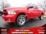 2014 Flame Red Ram 1500 Express Quad Cab #90297742