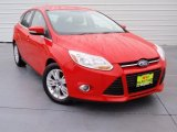 2012 Race Red Ford Focus SEL 5-Door #90297835