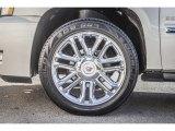 Cadillac Escalade 2010 Wheels and Tires