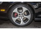 Volkswagen GLI 2008 Wheels and Tires