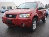 2006 Redfire Metallic Ford Escape Limited #90297716
