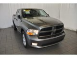 2012 Mineral Gray Metallic Dodge Ram 1500 Express Quad Cab 4x4 #90297558