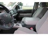 2013 Toyota Tundra SR5 TRD Double Cab Graphite Interior