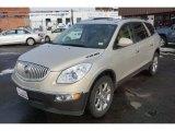 2008 Gold Mist Metallic Buick Enclave CXL #90297876