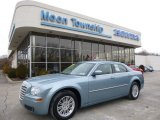 2008 Clearwater Blue Pearl Chrysler 300 Touring #90297804