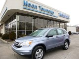 2011 Glacier Blue Metallic Honda CR-V LX 4WD #90297800