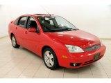 2005 Infra-Red Ford Focus ZX4 ST Sedan #90297937