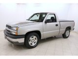 2005 Chevrolet Silverado 1500 Regular Cab Data, Info and Specs