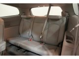2008 Buick Enclave CXL AWD Rear Seat