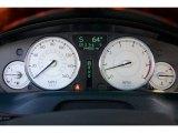 2005 Chrysler 300 C HEMI Gauges