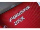 Subaru Forester 2005 Badges and Logos