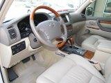 2006 Lexus LX Interiors