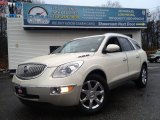 2009 White Diamond Tricoat Buick Enclave CXL AWD #90335467