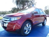 2014 Ruby Red Ford Edge SEL #90335082