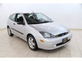 2003 CD Silver Metallic Ford Focus ZX3 Coupe #90335281