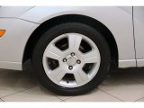 2003 Ford Focus ZX3 Coupe Wheel