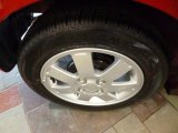 Mitsubishi Mirage 2014 Wheels and Tires