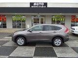 2012 Urban Titanium Metallic Honda CR-V EX #90335216