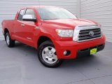 2007 Radiant Red Toyota Tundra Limited Double Cab 4x4 #90335151