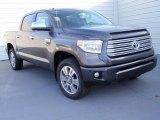 2014 Magnetic Gray Metallic Toyota Tundra Platinum Crewmax 4x4 #90335150
