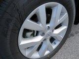 2014 Nissan Murano SL Wheel