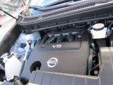 2014 Nissan Murano SL 3.5 Liter DOHC 24-Valve CVTCS V6 Engine