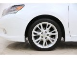 Lexus HS Wheels and Tires