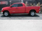 2007 Radiant Red Toyota Tundra SR5 Double Cab #9017102