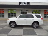 2013 Blizzard White Pearl Toyota 4Runner Limited #90369737