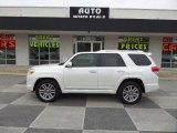 2013 Blizzard White Pearl Toyota 4Runner Limited #90369737