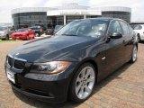 2006 Black Sapphire Metallic BMW 3 Series 330i Sedan #9030085