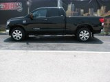 2007 Black Toyota Tundra SR5 Double Cab #9017104
