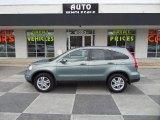 2011 Opal Sage Metallic Honda CR-V EX-L #90369734