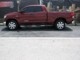 2007 Salsa Red Pearl Toyota Tundra SR5 Double Cab #9017103