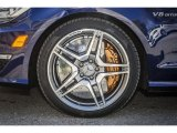 Mercedes-Benz CLS 2012 Wheels and Tires
