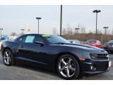 2013 Blue Ray Metallic Chevrolet Camaro SS/RS Coupe #90369574