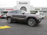 2014 Granite Crystal Metallic Jeep Grand Cherokee Limited #90369644